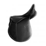Седло синтетическое универсальное Horze Euro-Rider (Черный)