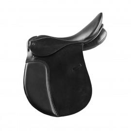 Седло кожаное универсальное Horze Euro-Rider
