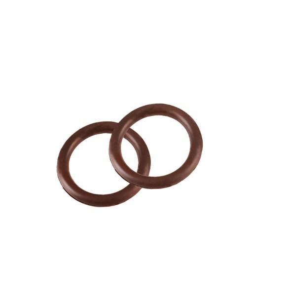 Кольца резиновые для безопасных стремян, Horze