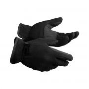Перчатки флисовые детские (Черный)