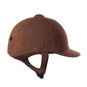 Шлем Horze HaloRider (Шоколадно-коричневый)