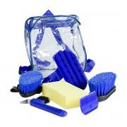 Набор щеток в рюкзачке EQUIMAN ( 6 предметов)