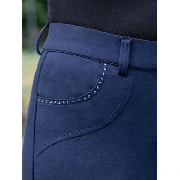 Бриджи женские KIA GRIP Tech силиконовая коленная лея