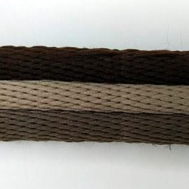 коричневый/светло-бежевый/бежевый