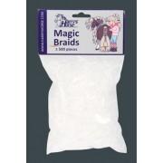 Резинки для гривы Magic Braids ведро