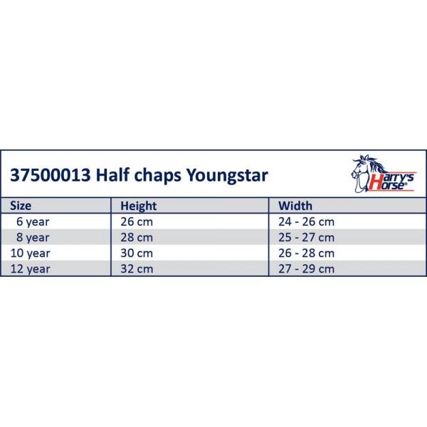 Краги детские Youngstar искусственная замша