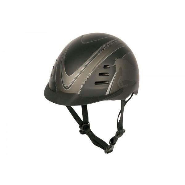 Шлем регулируемый детский Junior Pro Harrys Horse