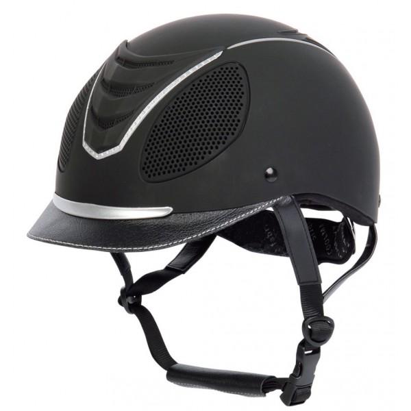 Цвет: черный. Шлем регулируемый Cayenne