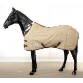 Попона джутовая Best on Horse с шерстяной подкладкой по спине