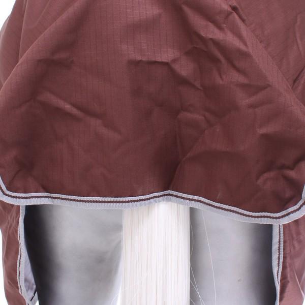 Попона зимняя с капором на нейлоновой подкладе 600den 300 гр/м2 Bucas Freedom Turnout Fullneck