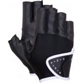Перчатки Tokyo с обрезаными пальцами Roeckl