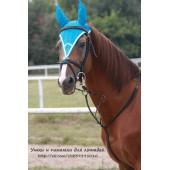 Ушки для лошади удлиненные
