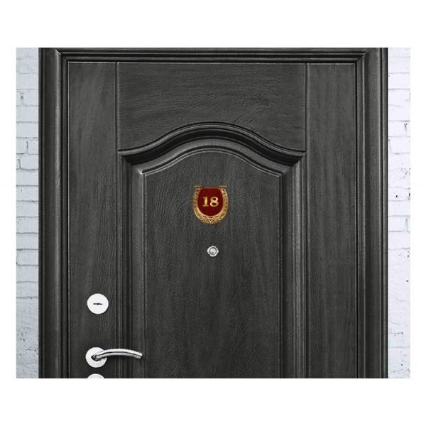 Рамка дверная в подарочной коробке Подкова