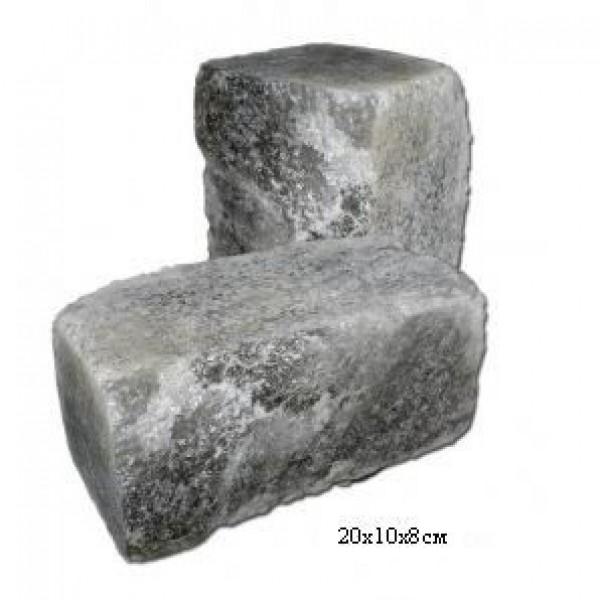 Соль каменная с макро и микроэлементами лизунец