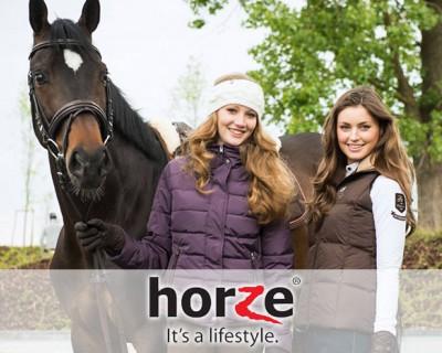 Производители конных товаров. Horze