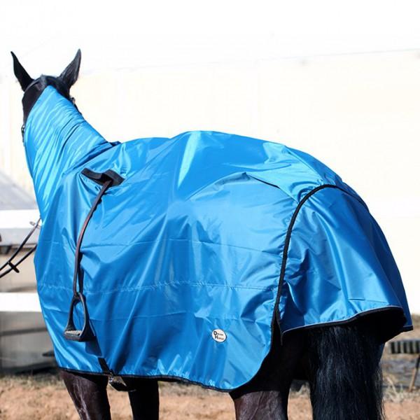 Дождевая попона с вырезами под стремена DreamHorses Raincoat Seamaster