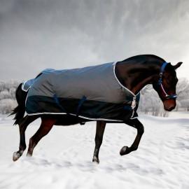 Попона зимняя HORSE ONE Simple Winter, 600 DEN, 300 гр/м, без капора