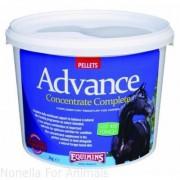 Подкормка Эдванс 2кг комплексная витаминно-минеральная добавка / Equimins Advance Concentrate Complete Pellets tu