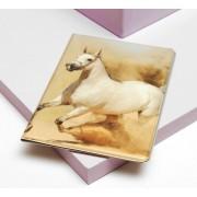 Обложка для паспорта Белый конь