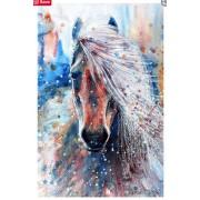 Ключница Лошадь акварель Horze