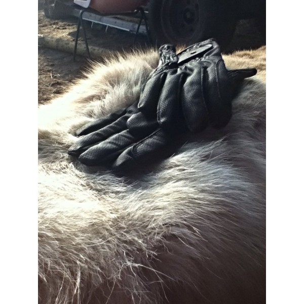 Перчатки летние, иск.кожа, Roecki