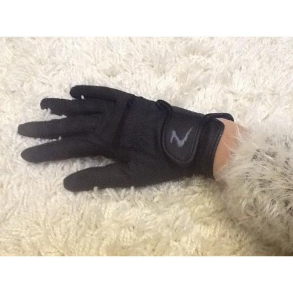 Перчатки из искусственной кожи Horze Verona