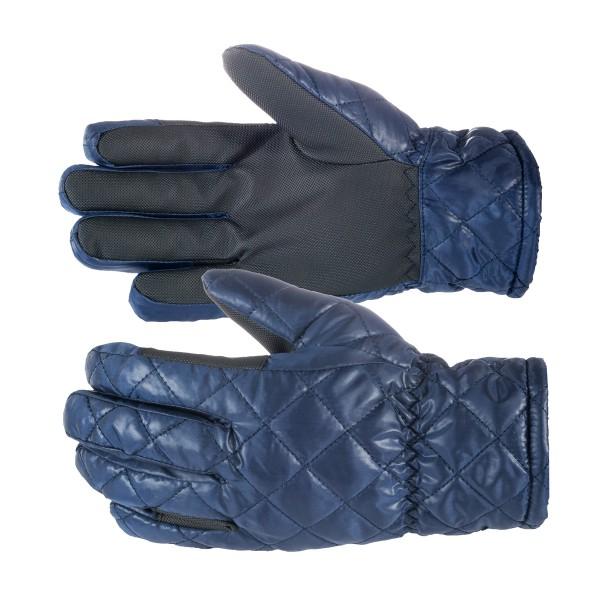 Перчатки зимние стеганые Horze