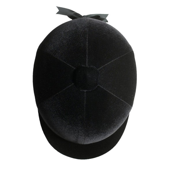 Шлем бархатный Horze InCase