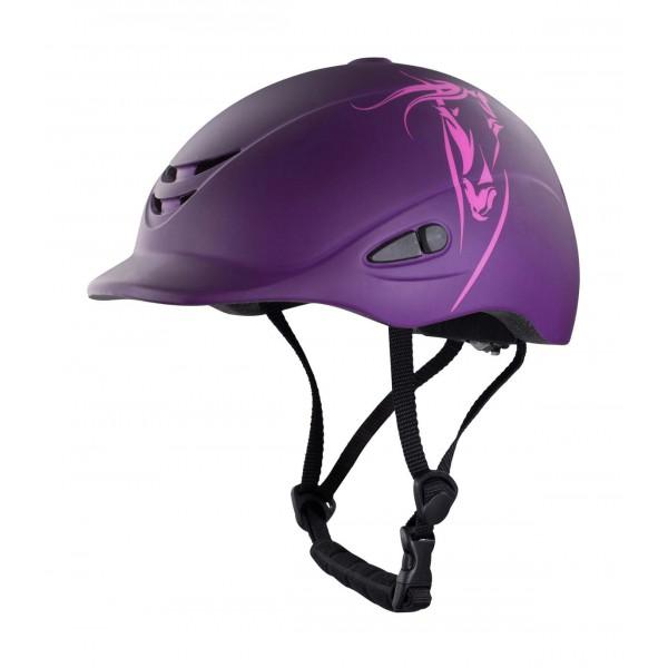 Шлем регулируемый Horze Jessica